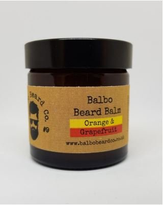 Review of Balbo Beard Co #9 Beard Balm