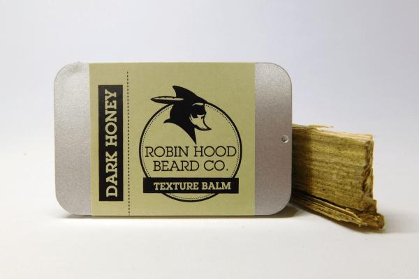 Review of Robin Hood Beard Co Dark Honey Texture Beard Balm