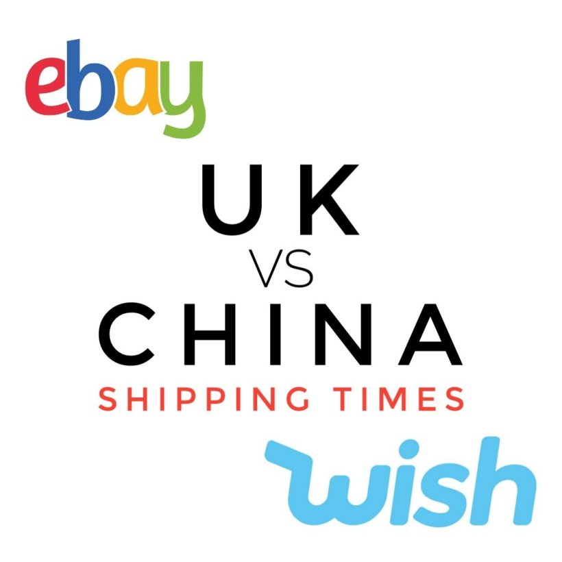 UK vs China delivery times