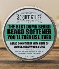 Scruff Stuff beard conditioner