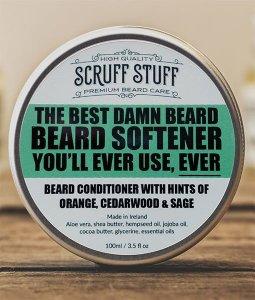 Scruff Stuff beard conditioner