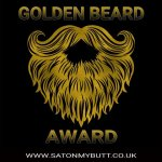 Golden Beard Award Black