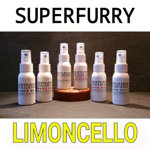 Review of Superfurry FURRYDANDY Limoncello Beard Oil
