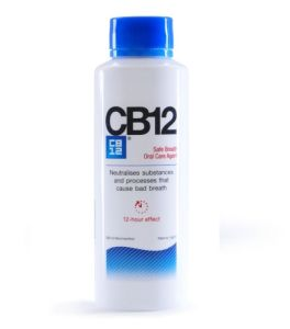 Review of CB12 Mouthwash