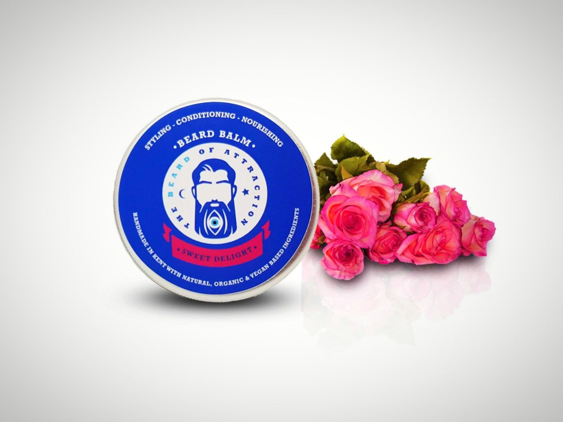 Review of The Beard of Attraction Sweet Delight Beard Balm