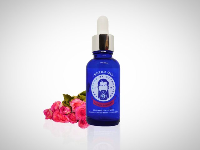 Review of The Beard of Attraction Sweet Delight Beard Oil