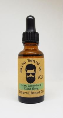 Review of the Balbo Beard Co #14 Beard Oil