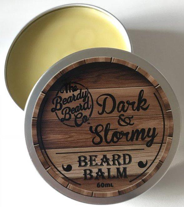 Review of The Beardy Beard Co Dark & Stormy Beard Balm
