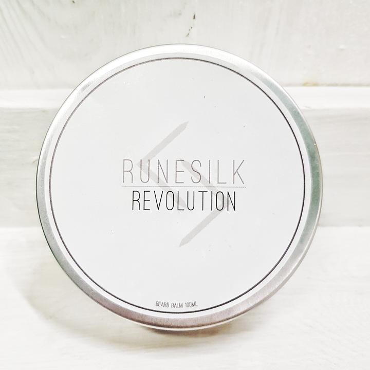 Review of the Runesilk Revolution Beard Balm