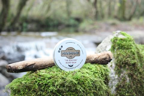 Review of the Manmane The Beacons Beard Balm