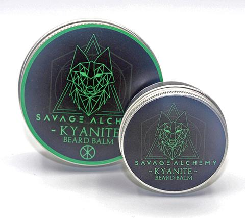 Review of the Savage Alchemy Kyanite Beard Balm