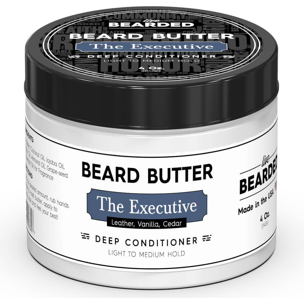 Review of the Live Bearded The Executive Beard Butter