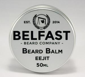 Belfast Beard Co Eejit Beard Balm