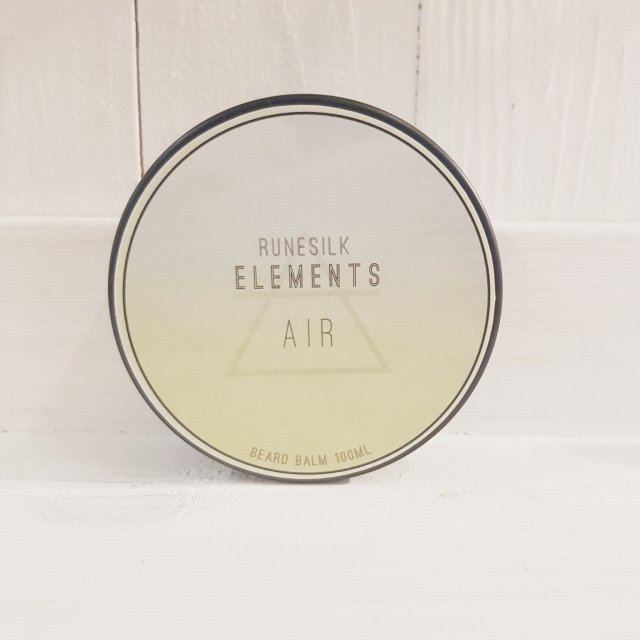 Review of the RUNESILK Elements Air Beard Balm