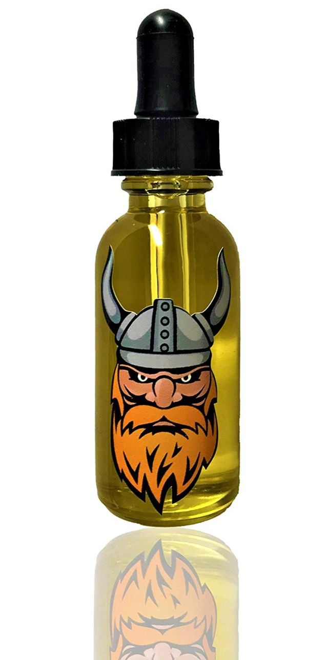 Review of the Hakiki Canada Viking Original Beard Oil