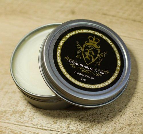 Review of Royal Beard Club Outdoorsman Beard Butter