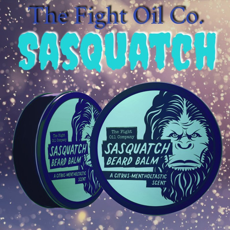 Fight Oil Co Sasquatch Beard Balm