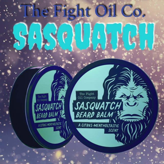 Review of The Fight Oil Co Sasquatch Beard Balm