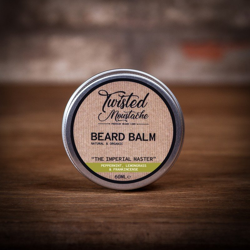 Twisted Moustache The Imperial Master Beard Balm