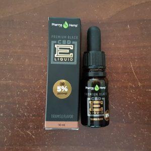 Pharmahemp Tiramisu CBD Vape oil