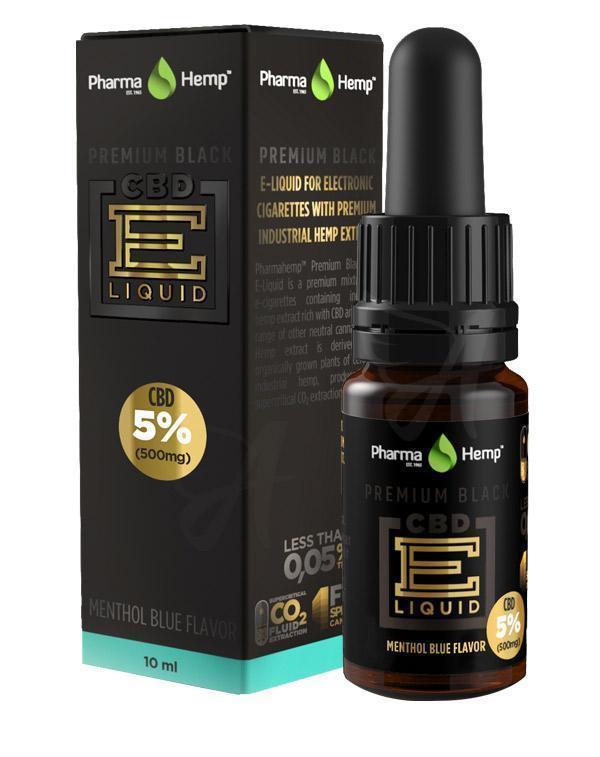 Pharmahemp CBD e liquid from For The Ageless