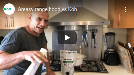 Review of the Koh Eco Cleaning Solution
