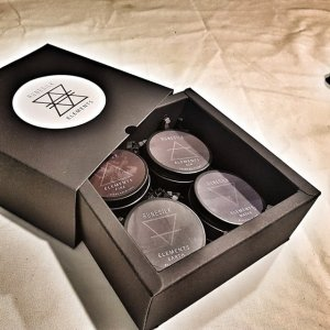 Runesilk Elements Balm Gift Set