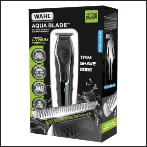 Wahl Aqua Blade Wet/Dry Stubble & Beard Trimmer review