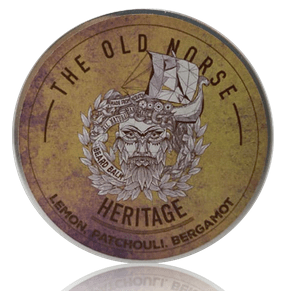 The Old Norse Heritage Beard Balm review