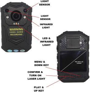 G1 body worn camera