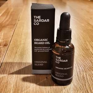 The Sardar Co Original Blend Beard Oil Review
