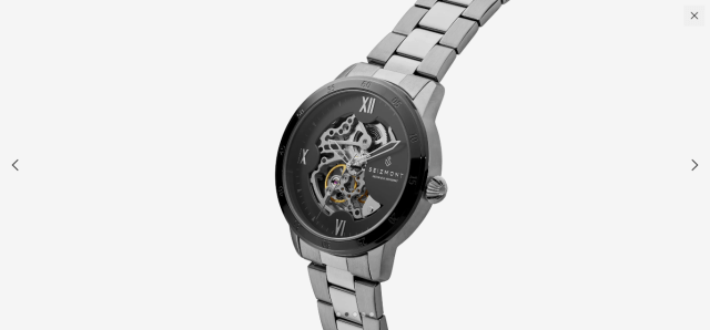 Seizmont  'Asger' Dante Watch