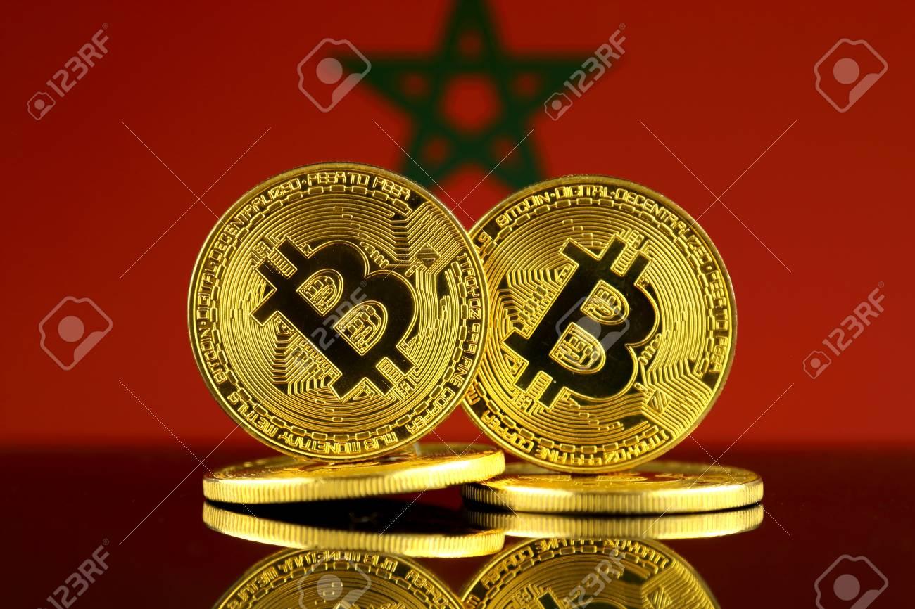 شراء البيتكوين في المغرب