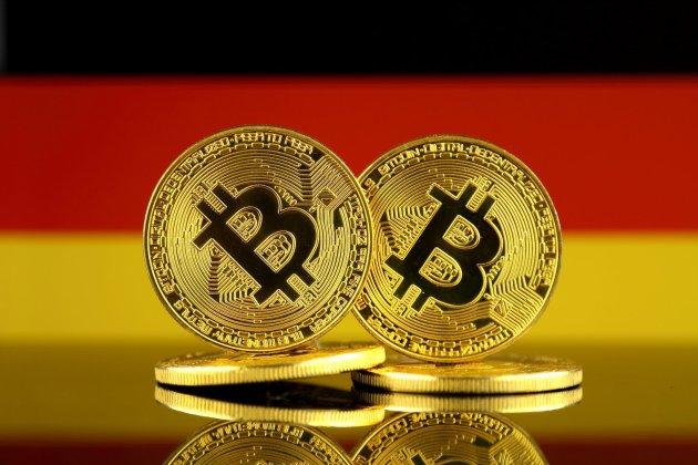 germany and bitcoin
