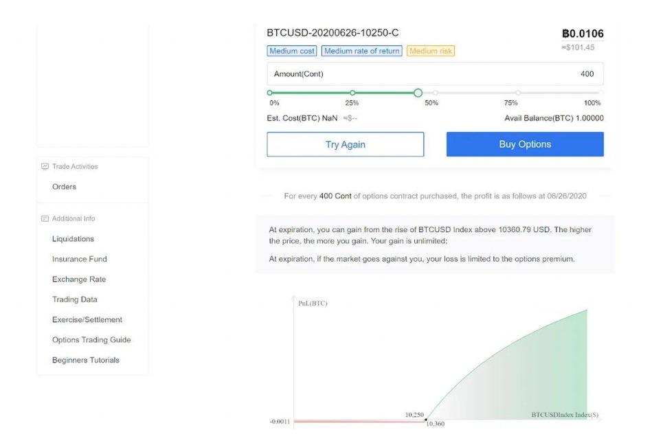 دليل أداة التداول التجريبي من منصة OKEx لمحاكاة التداول