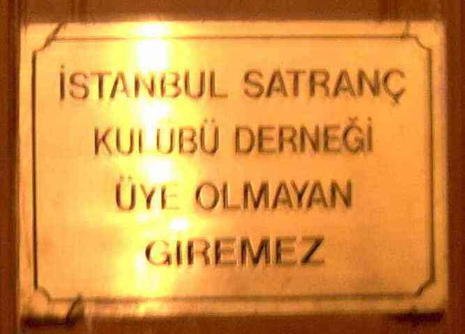 İstanbul Satranç Derneği
