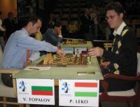 Topalov - Leko