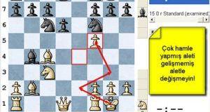 satranç kuzey gambiti