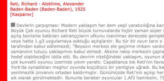 Reti-Alekhine