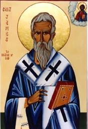 Icon of St. James of Jerusalem