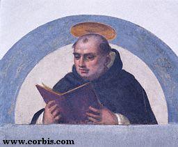 St. Thomas Aquinas, by Fre Bartolomdo