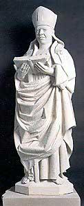 statue of Janani Luwum