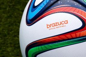 Bola Brazuca di Brazil