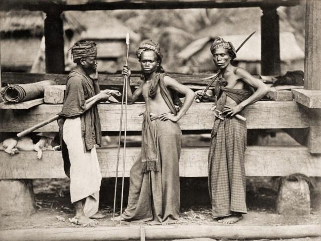 Sejarah Suku Batak (warriors)