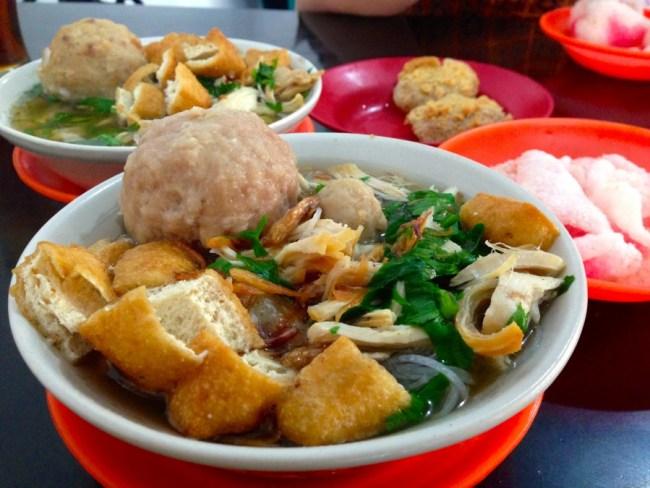 Makanan khas Indonesia yang mendunia, Baso