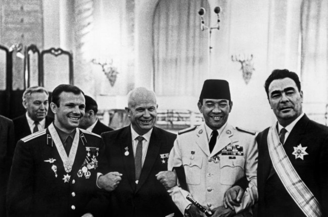 Biografi Soekarno Penghargaan dari Afrika Selatan
