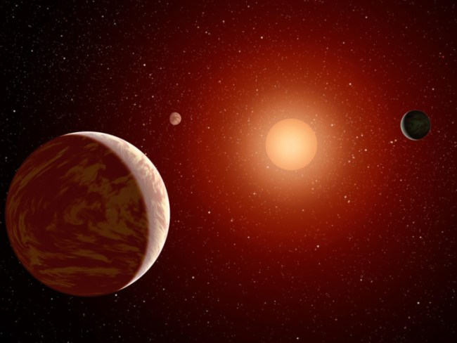 Planet Trappist-1