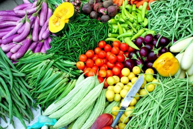 bisnis sayuran