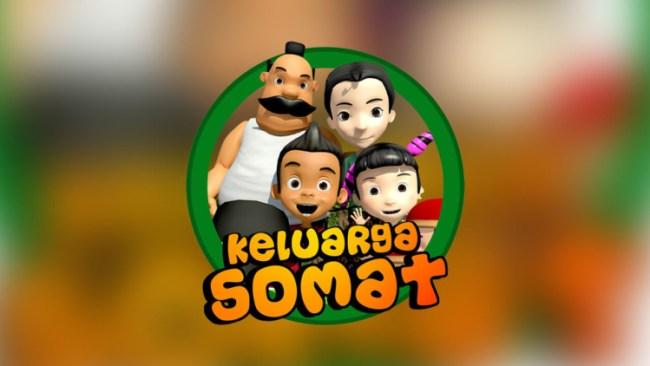 animasi keluarga somat