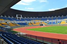 Stadion Gelora Bandung Lautan Api Didesain Bertaraf Internasional